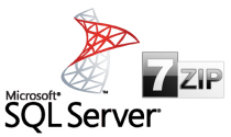 SQL-бэкаппер и zip-архиватор (.Net)