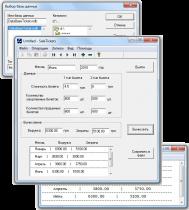 Программа для учета продажи проездных билетов (C++, MFC)