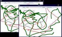 Клиент-серверная UDP рисовалка (Java)