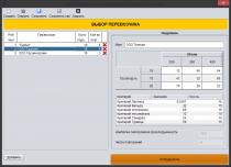 Программа для оценки сотрудничества с грузоперевозчиком (Java)